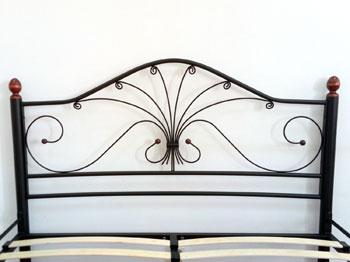 Кровать Фортуна чёрный чёрный купить в Красноярске