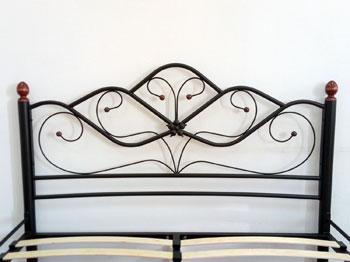 Кровать Венера чёрный чёрный купить в Красноярске